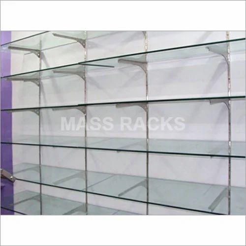M Racks Mild Steel Wall Mounted Gl Rack