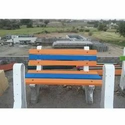 Outdoor Garden Bench Mold