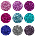 Colored Glitter Dust