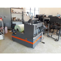 Industrial Slitting Rewinder Machine