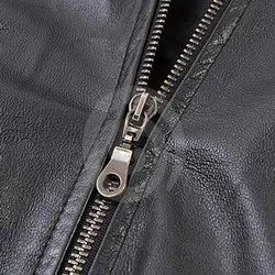 Black Zippers