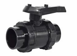 PP Union Type Ball Valve