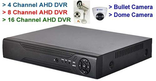 4 Channel, 8 Channel,16 Channel, 32 Channel DVR (Digital Video Recorder)