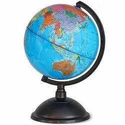 Physical Map World Globe Model