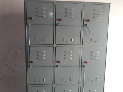 Mild Steel Staff Locker Or Industrial Locker Cabinet