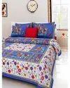 Jaipuri Print Bedspread