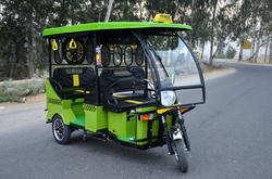 4 Seater E- Rickshaw, Maximum Speed: 22.8 km/h