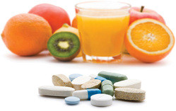 Nutritional Vitamin Supplements
