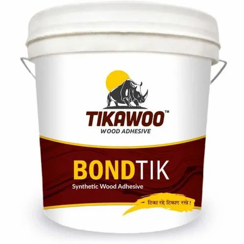 Tikawoo Bond Tik Synthetic Wood Adhesive, Packaging Size: 20 kg