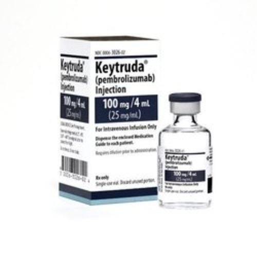 Keytruda Pembrolizumab 100mg/4ml Injection