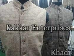 Modi Woolen Khadi Nehru Jacket