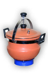 Earthen Clay Cooker ( 5 Liter )