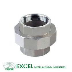 Union Fitting, Size: 3/4 Inch And 3 Inch
