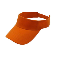 Cotton Sun Visor Caps