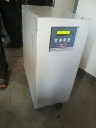 415 Three Phase 6KVA 3phase servo Stabilizer, For Industrial, 295-480=415