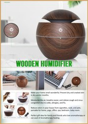Wooden Humidifier