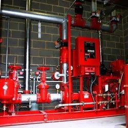 Refilling Service Fire Equipment Consulting Services