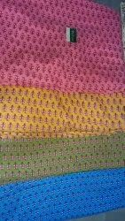 Multi Color Printed Cotton Fabric For Textile