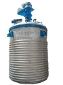Jacketed Reactor for Resin and Paints