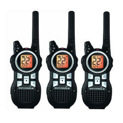 Motorola Walkie Talkie Two Way Radio