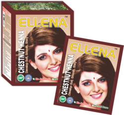 Ellena Chestnut Henna Hair Color
