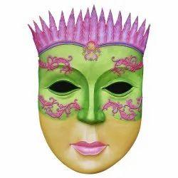 MA01A Fiberglass Mask