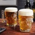 Skull Beer Mug for Your Home Bar, Set of 1