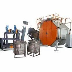 Water Storage Tank Making Machine