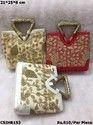Beautiful Triangle Handle Handbag