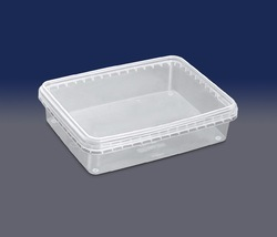 Plastic Sweet Container