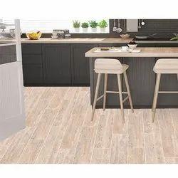 Travertino Natural Matt Strips Designer Floor Tiles, For Flooring, Size/Dimension: 195x1200 mm