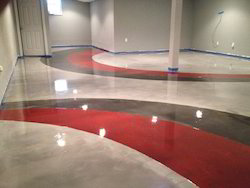 Decorative Epoxy Flooring Coating Services