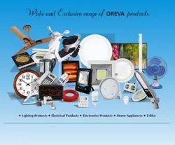 White Oreva Home Appliances