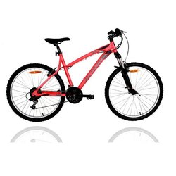 BTwin Rockrider 340 Orange Mountain Bicycle