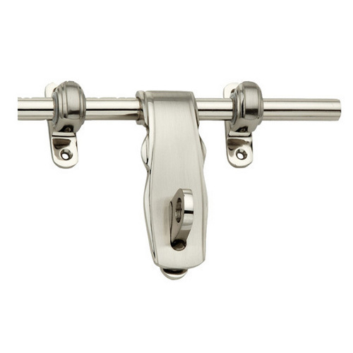 Stainless Steel 10 mm Aldrop and Latch, Packaging Type: Box