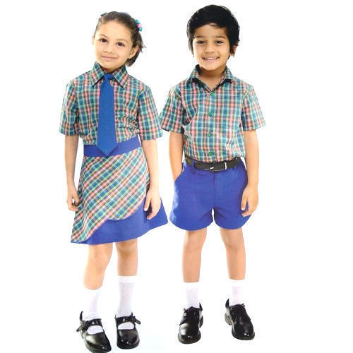 ed4963de67c Cotton School Kids Uniform