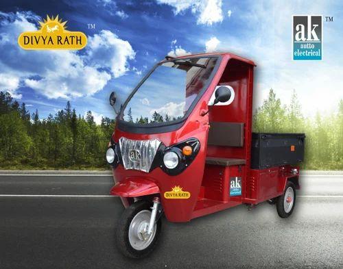 Electric Rickshaw Loader - Battery Operated Loader Mix Manufacturer
