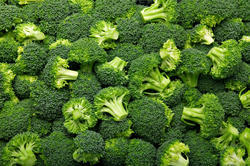 A Grade Green Broccoli, Packaging Type: Pp Bag, Packaging Size: 20-30 Kg