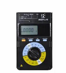 Rishabh Max10 Autorange Digital Multimeter