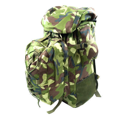 S & M Cotton Fabric, Polyester Army Duffle Bag