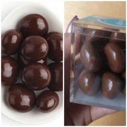 Round Dark Choco Chocolate Balls, Capacity: 200 G