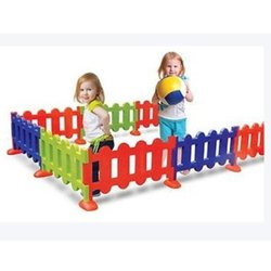 Playschool Plastic Fence