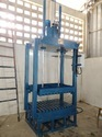 Tarpaulin Bale Press