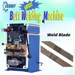 Bandsaw Blade Butt Welder