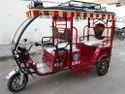 Kuku Green Delux电池电动车辆,车辆容量:4 + 1