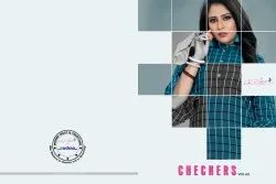 Rachna Cotton Pattern Cut Catalog Kurti For Women