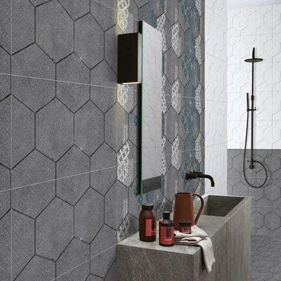 Ceramic Gray Italian Wall Tiles 5 10 Mm