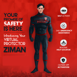 Ziman Safety App