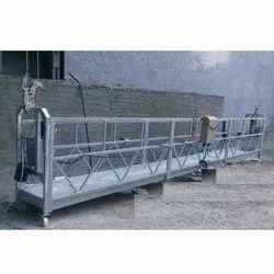Hot Dip Galvanized Rope Suspended Platform