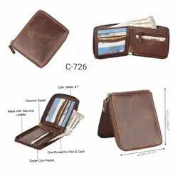 Male Leather Men's Wallet
